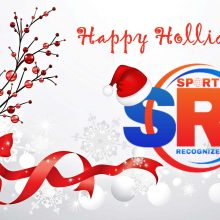 SportREcognized Association wish you Happy Holidays!