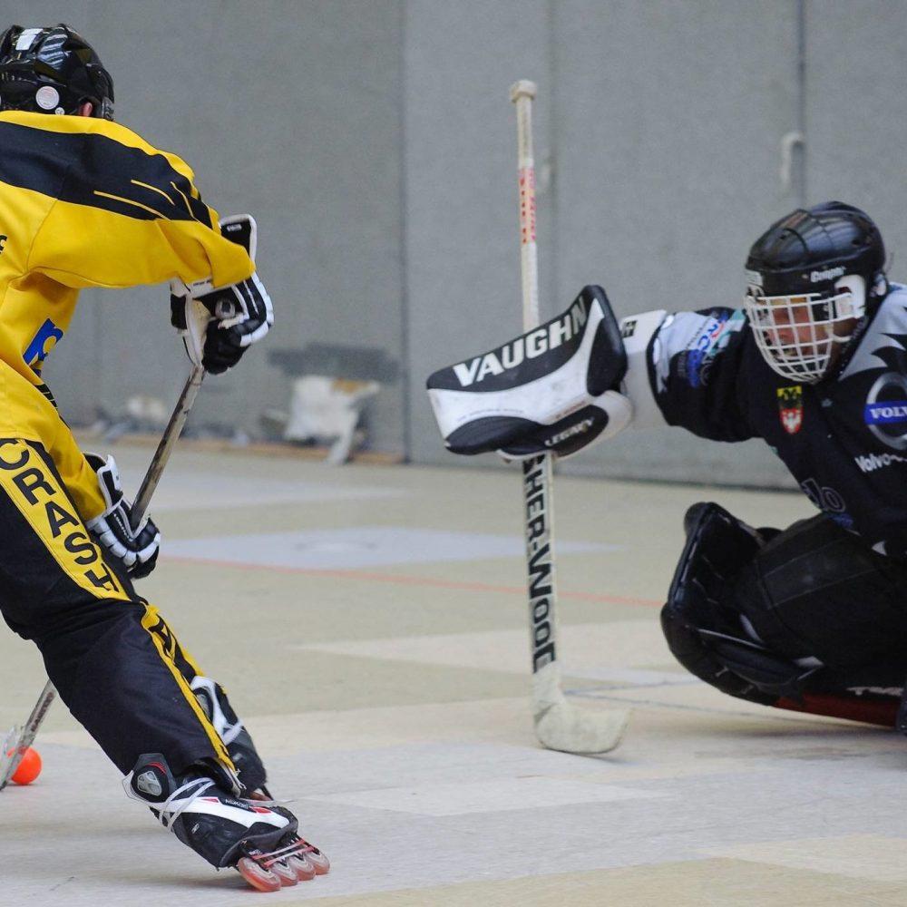 IISHF U19 European Championships in skaterhockey, Cadempino (Switzerland) on November 10-11, 2018.