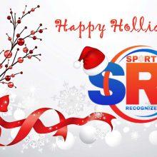 SportREcognized Association wish you Happy Holidays!