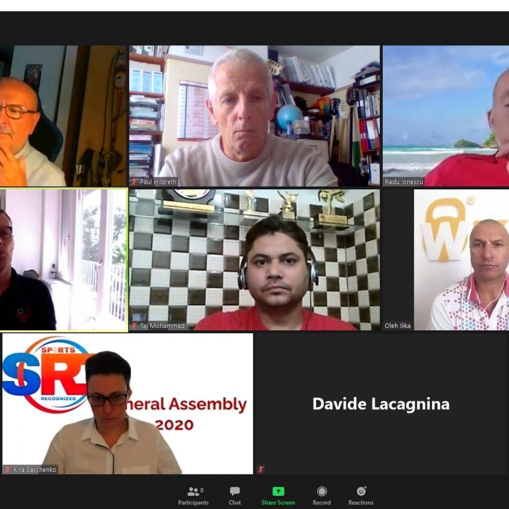 SRE General Assembly 2020